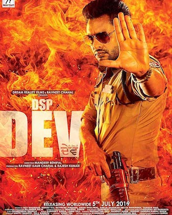 DSP Dev 2019 Punjabi Movie Download