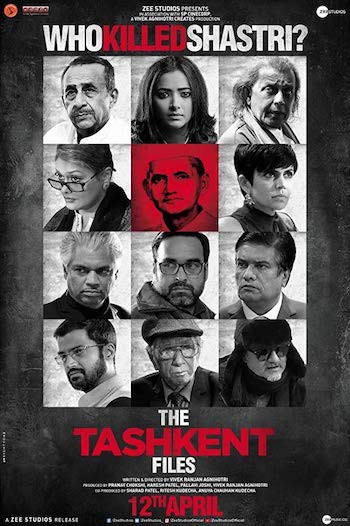 The Tashkent Files 2019 Hindi Movie Download