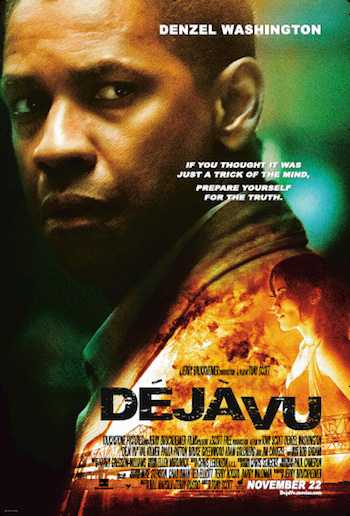 Deja Vu 2006 Dual Audio Hindi 480p BluRay 350MB