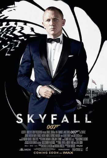 Skyfall 2012 Dual Audio Hindi English BRRip 720p Movie Download