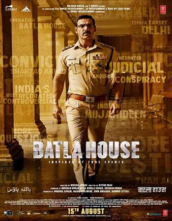 Batla House 2019 Full Hindi Movie 720p HDRip Download