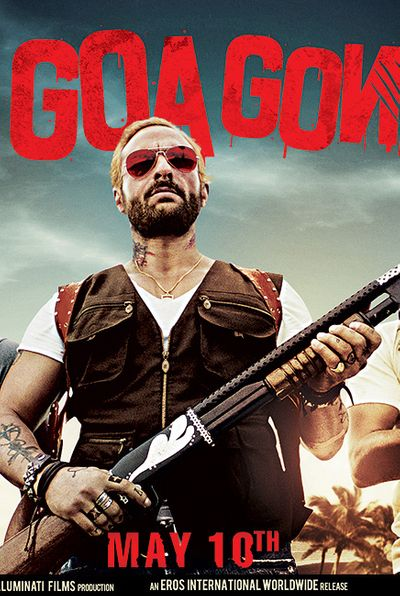 Go Goa Gone 2013 Full Hindi Movie Download 720p HDRip