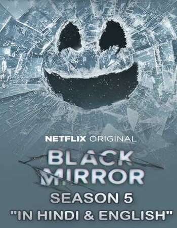 Black Mirror S05 Complete Hindi Dual Audio 720p Web-DL MSubs
