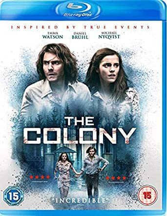 The Colony 2013 Dual Audio Hindi 720p BluRay 850mb