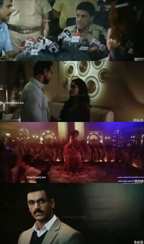 Batla House 2019 Hindi 720p 480p pDVDRip x264 Full Movie