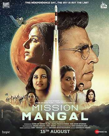 Mission Mangal 2019 Hindi Full Movie Download