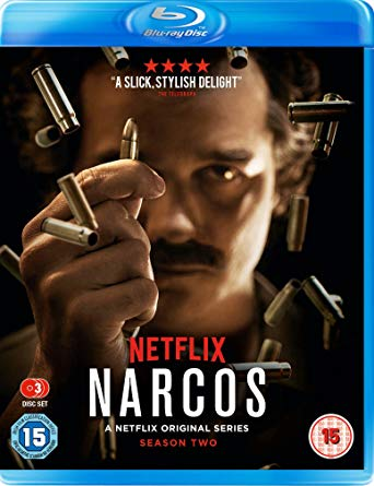 Narcos 2016 Season 02 Dual Audio Hindi Complete 720p 480p BluRay 4.3GB