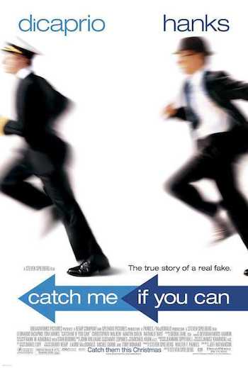 Catch Me If You Can 2002 Dual Audio Hindi English BRRip 720p Movie Download