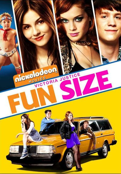 Fun Size 2012 720p BluRay Dual Audio In Hindi English