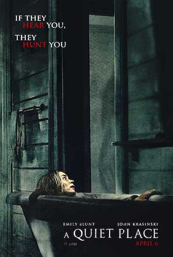 A Quiet Place 2018 Dual Audio Hindi English BRRip 480p Movie Download