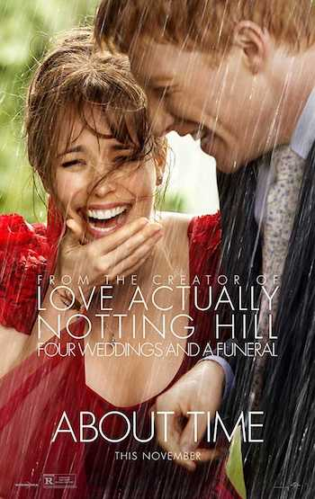 About Time 2013 Dual Audio Hindi English BRRip 720p Movie Download