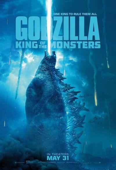 Godzilla: King of the Monsters 2019 720p BluRay Hindi Dual Audio