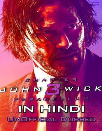 John Wick Chapter 3 Parabellum 2019 Hindi Dubbed 720p BluRay x264
