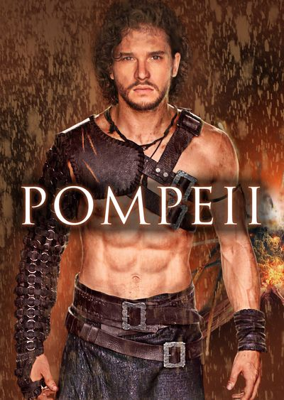 Pompeii 2014 480p BluRay Dual Audio In 300MB