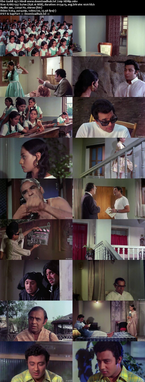 Guddi 1971 Hindi 720p HDRip x264