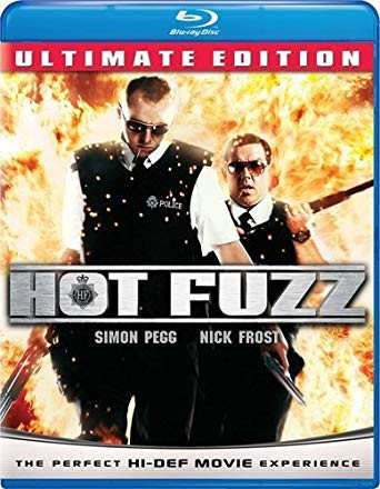 Hot Fuzz 2007 Dual Audio Hindi 720p BluRay 1GB