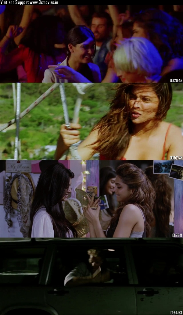 Cocktail 2012 Hindi 480p BRRip 400MB