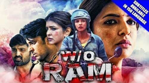 Wife Of Ram 2019 Hindi Dubbed 720p HDRip x264