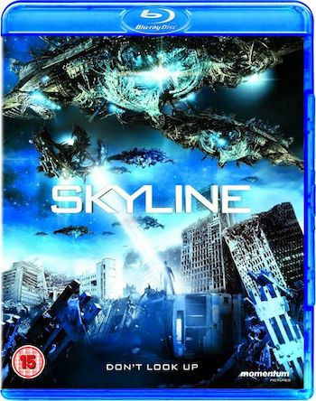 Skyline 2010 Dual Audio Hindi 720p BluRay 800mb