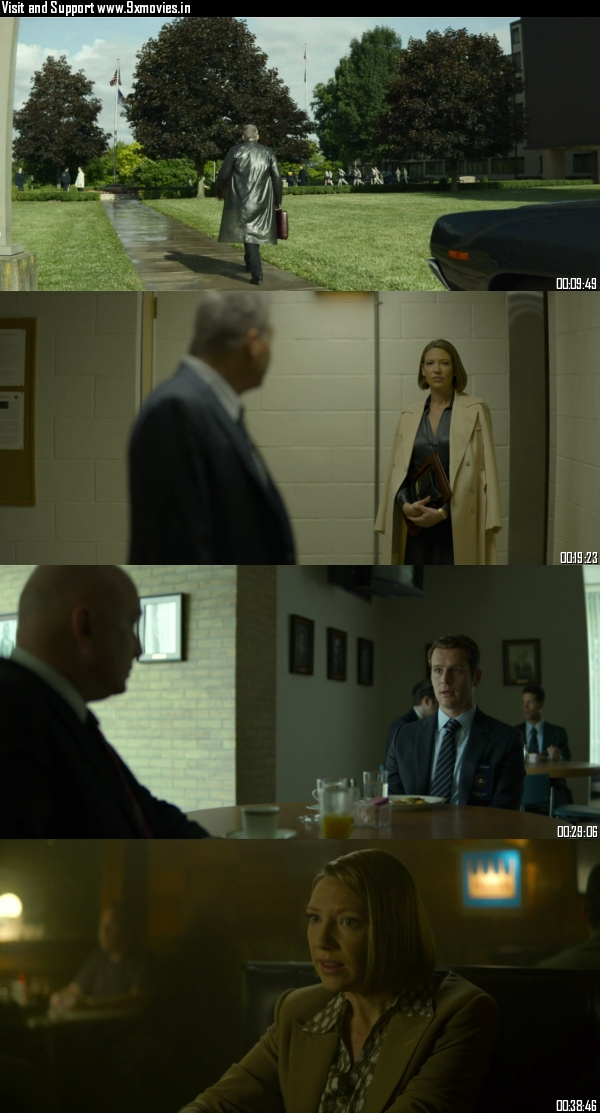 Mindhunter 2019 S02 English Complete 720p 480p WEB-DL 4.4GB