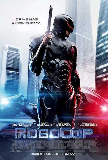 Robocop 2014 Dual Audio Hindi 720p 480p BluRay