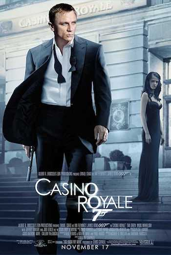 Casino Royale 2006 Dual Audio Hindi English BRRip 720p Movie Download