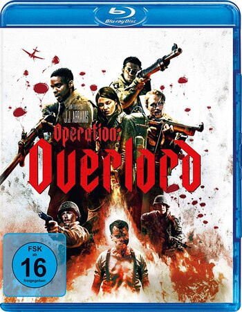 Overlord 2018 Dual Audio Hindi 720p BluRay 900mb
