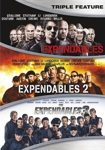 The Expendables Collection (2010-2014) All Movies Dual Audio Hindi Full Movie Download