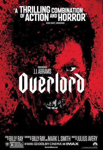 Overlord 2018 Dual Audio Hindi English BRRip 480p Movie Download