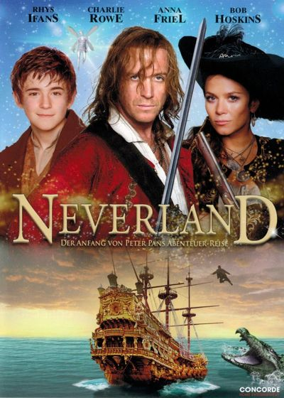Poster of Neverland 2011 Part 1 Full Hindi Dual Audio Movie Download BluRay 480p