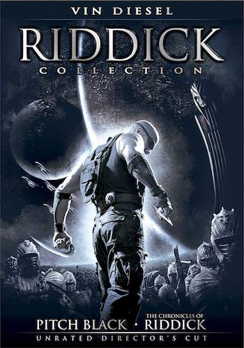 The Chronicles of Riddick Collection (2000-2013) All Movies Dual Audio Hindi Full Movie Download