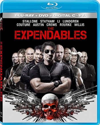 The Expendables 2010 Extended Director Cut Dual Audio Hindi 480p BluRay 350mb