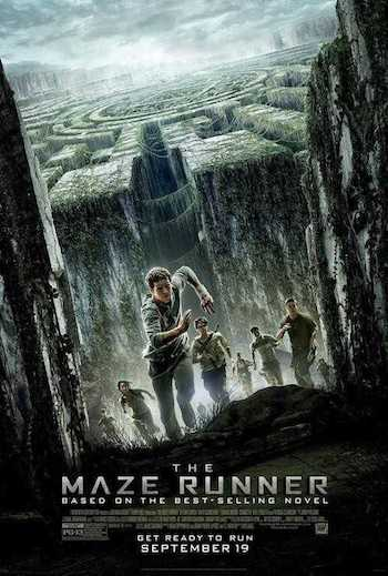 The Maze Runner 2014 Dual Audio Hindi English BRRip 720p 480p Movie Download