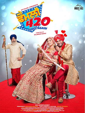 Family 420 Once Again 2019 Punjabi Full 300mb Movie Download