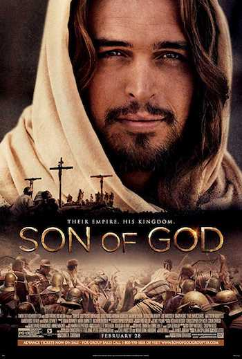 Son of God 2014 Dual Audio Hindi English BRRip 480p Movie Download