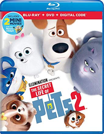 The Secret Life of Pets 2 (2019) English 720p BRRip 750MB ESubs