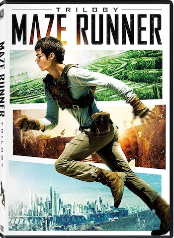 Maze Runner Collection (2014-2018) All Movies Dual Audio Hindi Full Movie Download