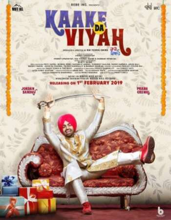 Kaake Da Viyah 2019 Full Punjabi Movie 720p HEVC Download