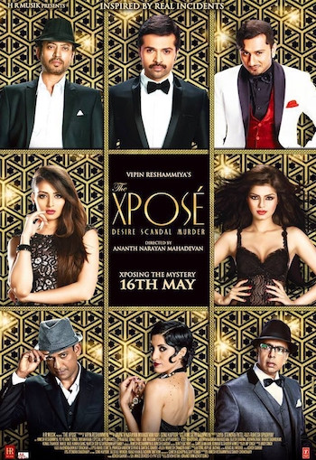 The Xpose 2014 Hindi 300MB WEB-DL 480p