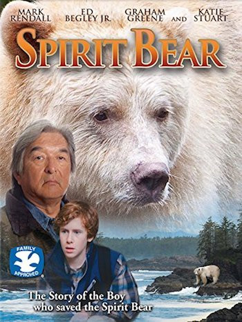 Spirit Bear The Simon Jackson Story 2005 Dual Audio Hindi 720p WEB-DL 750mb