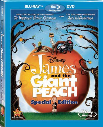 James And The Giant Peach 1996 Dual Audio Hindi Bluray Movie Download