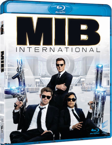 Men in Black International 2019 English 720p BRRip 1GB ESubs