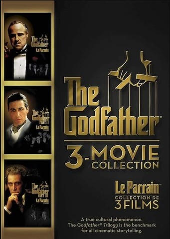 The Godfather Collection (1972-1990) All Movies Dual Audio Hindi Full Movie Download