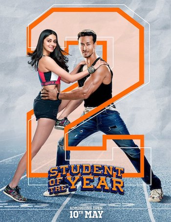 Student of the Year 2 (2019) Hindi Movie Download
