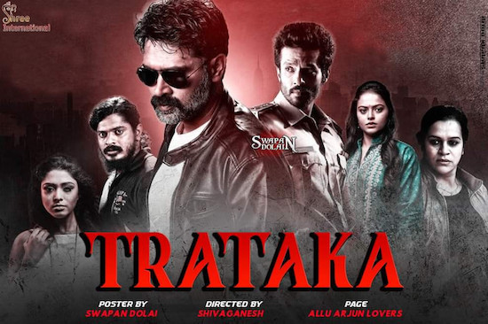 Trataka 2019 Hindi Dubbed 720p HDRip 800mb