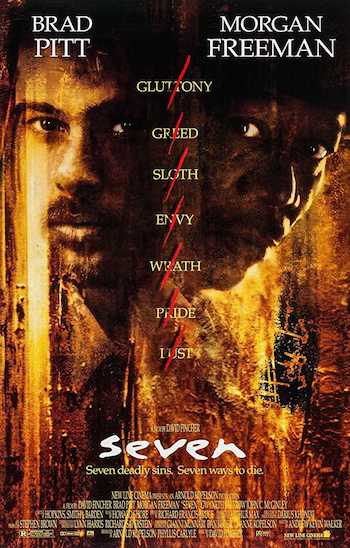 Se7en 1995 Dual Audio Hindi English BRRip 480p Movie Download