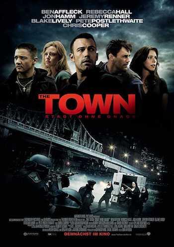 The Town 2010 Dual Audio Hindi English BRRip 480p Movie Download
