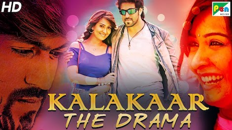 Kalakaar The Drama 2019 Hindi Dubbed 720p HDRip 950mb