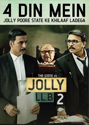 Jolly LLB 2 2017 Hindi Bluray Movie Download