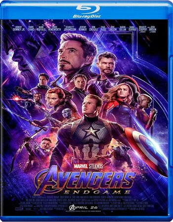 Avengers Endgame 2019 Dual Audio ORG Hindi BluRay Movie Download